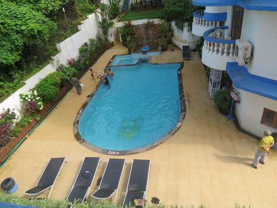 Karma Royal Monterio : pool view from Room