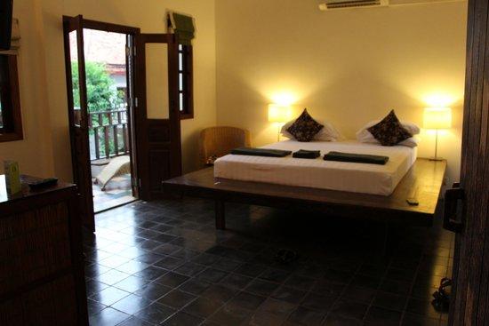 Rambutan Resort - Siem Reap : my room