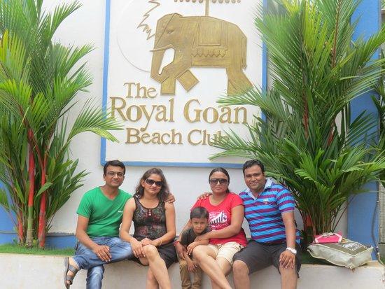 Karma Royal Monterio : Hotel Entrance