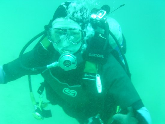 Two Brothers Sailing: scuba diving Powers Is