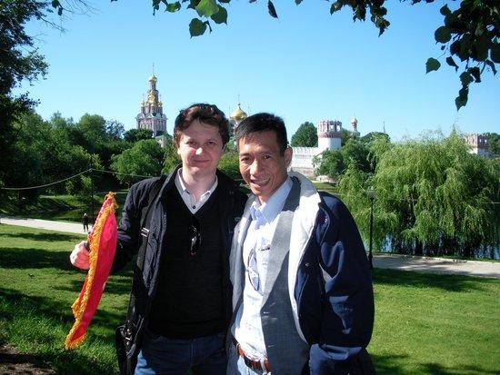 Lomonosov Moscow State University (MGU): My guide