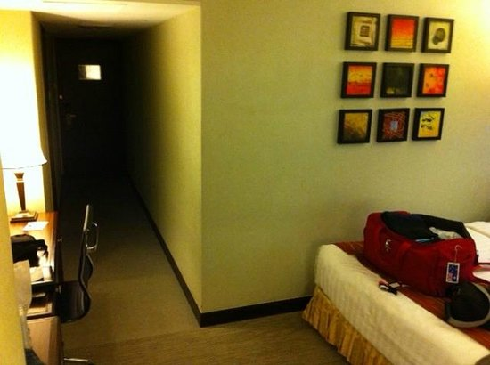 Nathan Hotel : room size