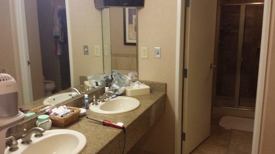 Harrah's Laughlin: Bathroom