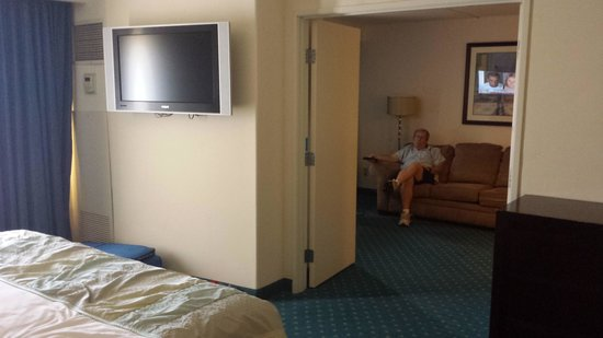 Harrah's Laughlin: Bedroom