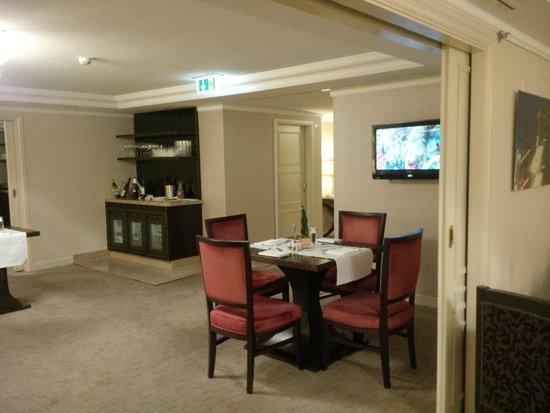 InterContinental Wien: Lounge