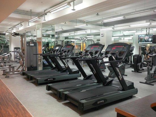 Gym cardio picture of intercontinental wien vienna tripadvisor