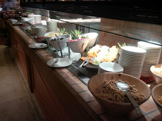 InterContinental Wien : Breakfast at MediterraNeo