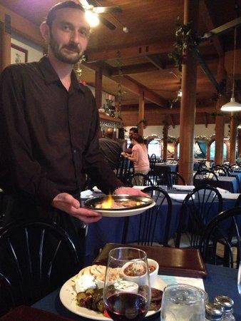 Jake & Telly's Greek Cuisine: Martin