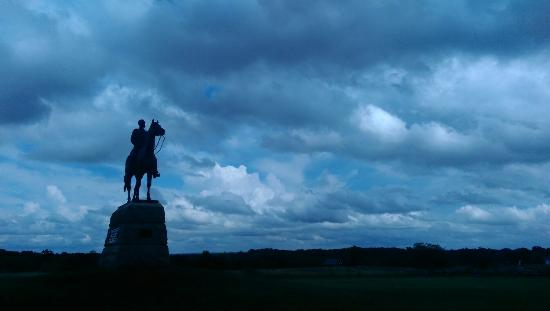 Parque Militar Nacional de Gettysburg: Great photo ops
