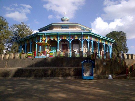7. Mount Entoto - Addis Ababa