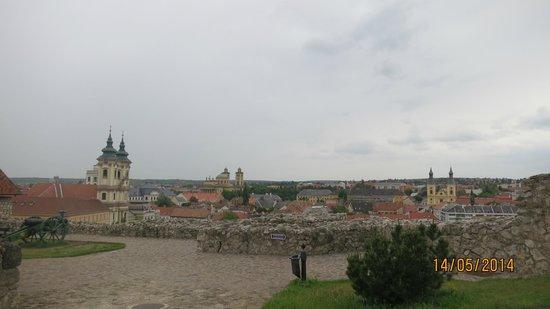 Eger Castle (Egri Var) : City view
