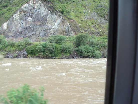 PeruRail - Vistadome: View from the window