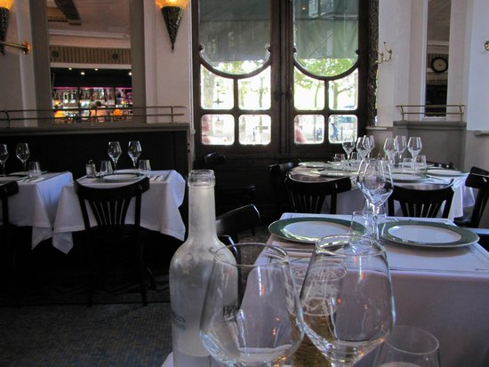 Bistrot des Quinconces : A picture perfect French bistrot
