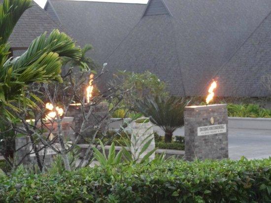 InterContinental Fiji Golf Resort & Spa: Entrance