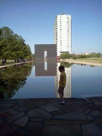 Oklahoma City National Memorial & Museum: Reflecting Pool