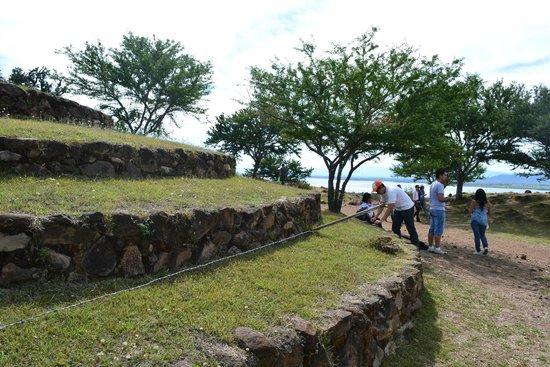 Guachimontones : piramide