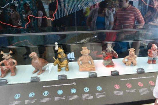 Guachimontones : artesanatos encontrados
