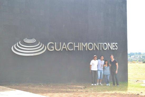 Guachimontones : Entrada