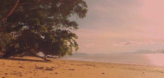 Paradise KohYao: Koh Yao Noi Beach - Sunset time view point.