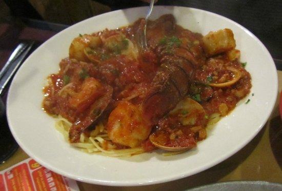 Pietro & Son: Seafood Pescatore