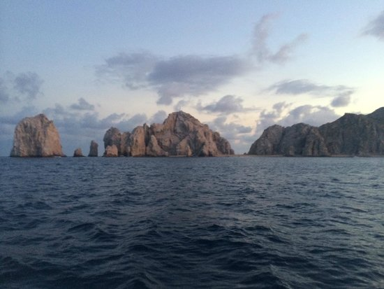 Cabo Sails: Lands' End from the Boat