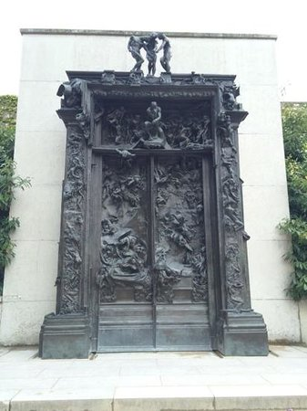 Musée Rodin : Gates of Hell