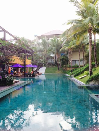 Taum Resort Bali: The pool
