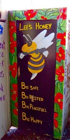 Old Town: Honey bee