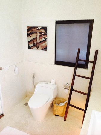 Taum Resort Bali: Bathroom