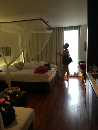 Taum Resort Bali: The room