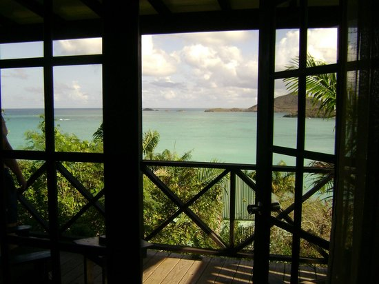 COCOS Hotel Antigua: View from room
