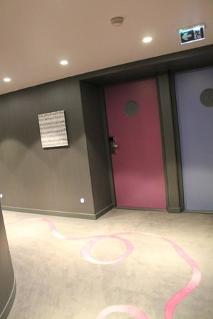 Lyric Hotel Paris : Hall