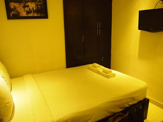 DDA Hotel District 1 (BIZU): Small double room