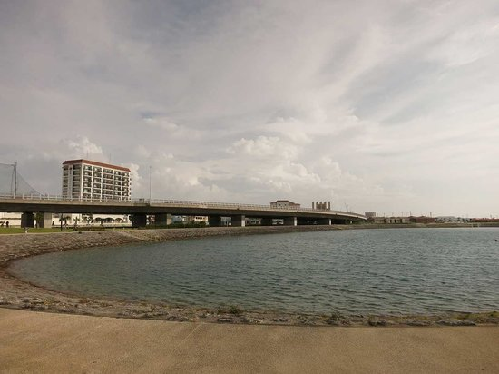 Naha Beach Side Hotel: 工事完了