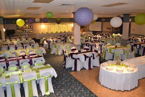 Ramada Saskatoon : Beautiful wedding location!