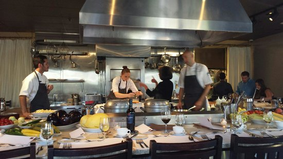 The Chaos In The Kitchen Is So Fun To Watch Picture Of The Kitchen Sacramento Tripadvisor