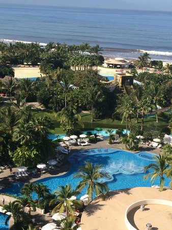 Hotel Riu Vallarta: View from room