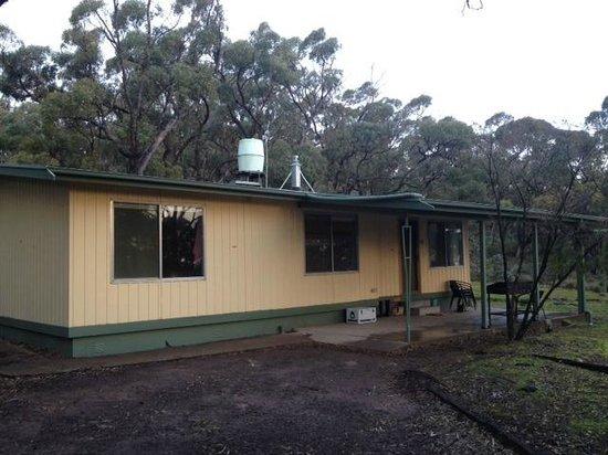 Wilmington, Avustralya: Alligator Lodge (front)