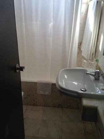 Pestana Alvor Praia: Baño de Suite 5 estrellas