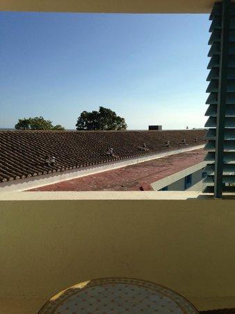 Pestana Alvor Praia: Vista Jardín según Sra/Srta Muller