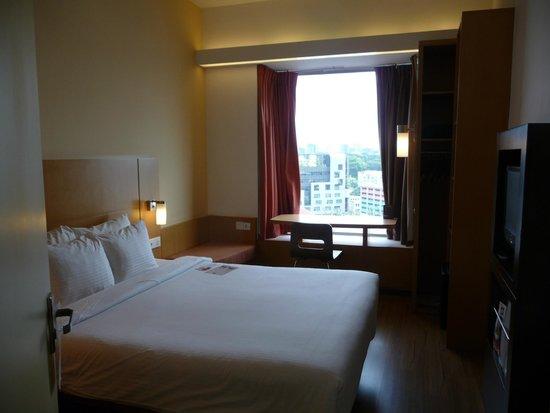 Ibis Singapore on Bencoolen: お部屋の写真