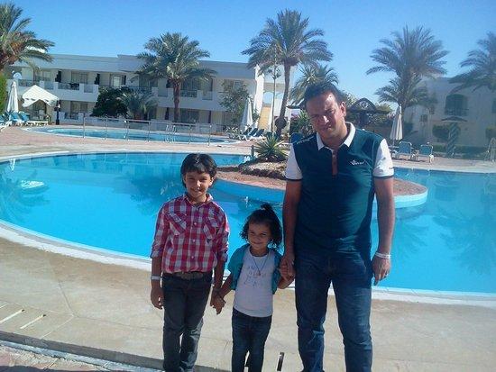 Viva Sharm Hotel : Ahmed SHARM AIRPORT