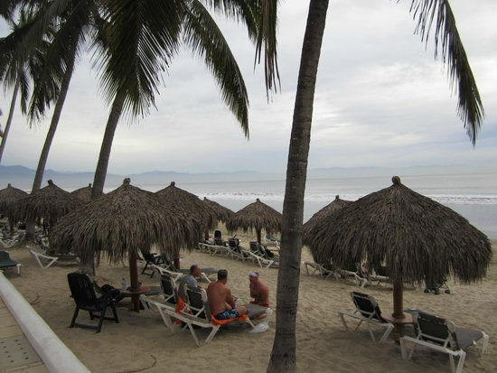 Marival Resort & Suites: the beach