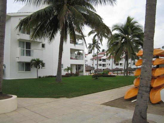 Marival Resort & Suites: the villas