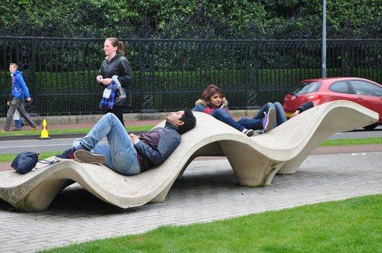 Parque Holyrood: Holyrood Park