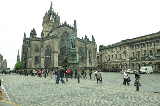 Edinburgh Old Town: Old town, Edinburgh