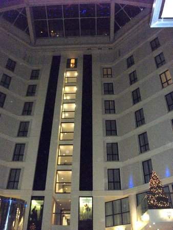 Sofitel London Gatwick : Loved the view