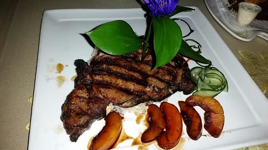 Evergreen Steak & Seafood Restaurant: Rib Eye 16oz