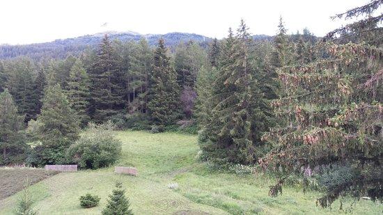 Les Alpages de Val Cenis: Vue du balcon