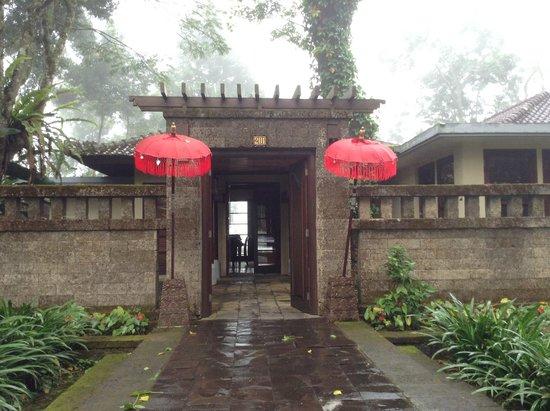 Puri Candikuning Retreat: 1 bedroom villa
